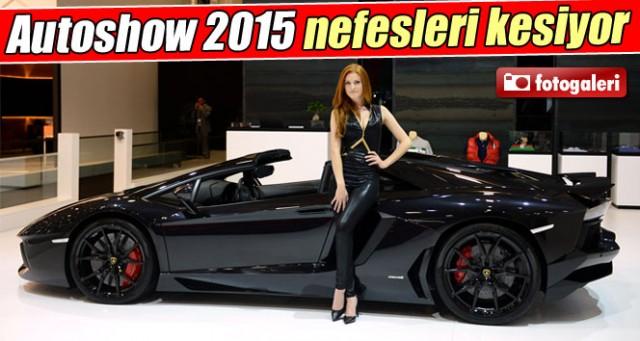 Autoshow 2015 Nefesleri Kesiyor-FOTO GALERİ