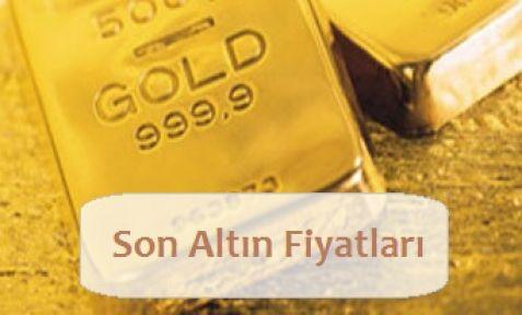 Bugün Altın Piyasasında ki Son Durum (14.04.2015)