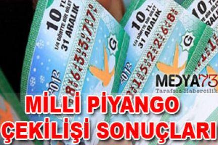 29 Mart Milli Piyango Sonuçları (Bilet Sorgulama) / MPİ GOV TR