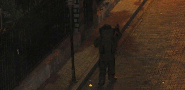 Cizre'de Cami Avlusunda Bomba Paniği