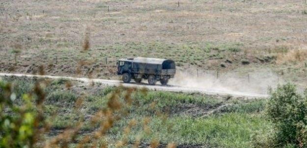 Karkamış'ta IŞİD'e Karşı Yoğun Güvenlik Önlemi