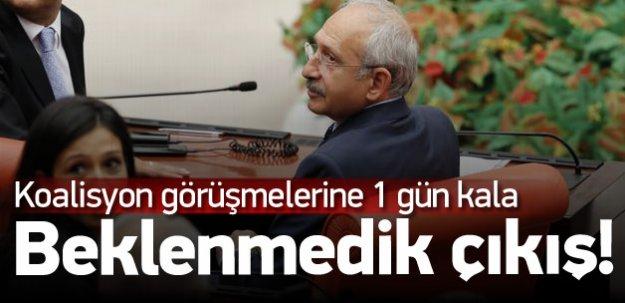 Kılıçdaroğlu'nun Çıkışı Herkesi Şok Etti!