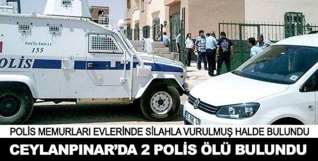Şanlıurfa'da Polise Saldırı Şehitler Var