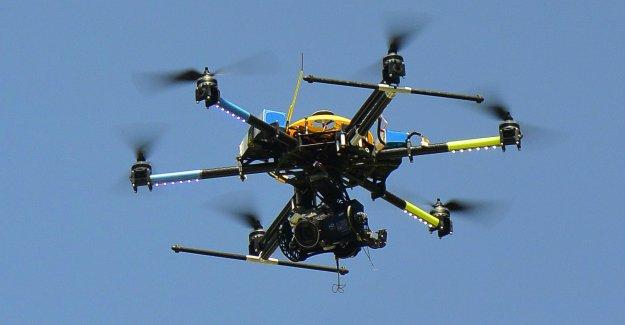 Sony Drone (insansız hava aracı) işine girdi!