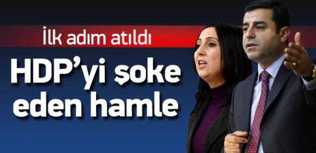 Yargıtay'dan HDP'ye Terör İncelemesi!
