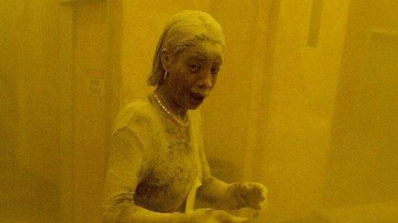 11 Eylül'ün Simgesi Toz Kadın Öldü