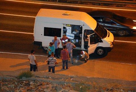 İzmir'de Patlatılmak Üzere 2 Adet Yangın Tüpü Bulundu