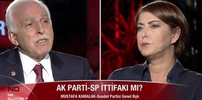 Saadet'in Lideri İttifak Sorularına Cevap Verdi! Gerekirse CHP İLE..!