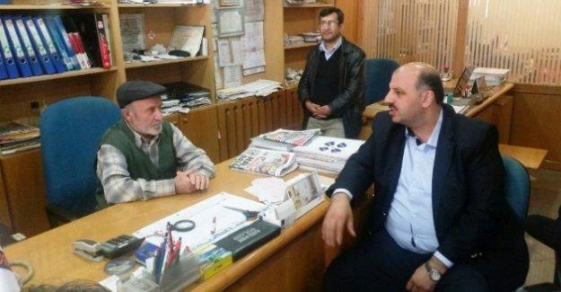 Ak Parti Bolu Milletvekili Adayı Ali Ercoşkun'dan Emeklilere Müjde!