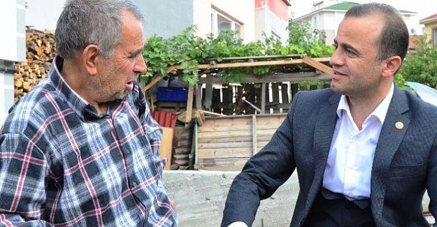 Ak Parti Bolu Milletvekili Adayı Fehmi Küpçü'den Muhalefete Beyannameli Gönderme