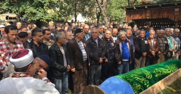 Ankara'da Ölen HDP Eş Başkanı Bolu'da Toprağa Veridli
