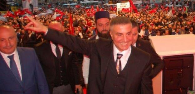Sedat Peker O Partiye Destek Olun Çağrısı Yaptı!
