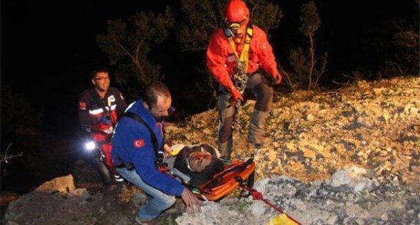 Fethiye'de Cip Uçurumdan Uçtu! 3 Ölü