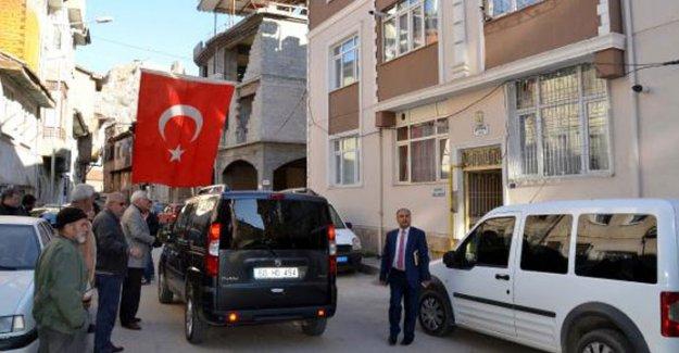Şehit'in Tokat'ta Oturan Ailesi Yasa Boğuldu!