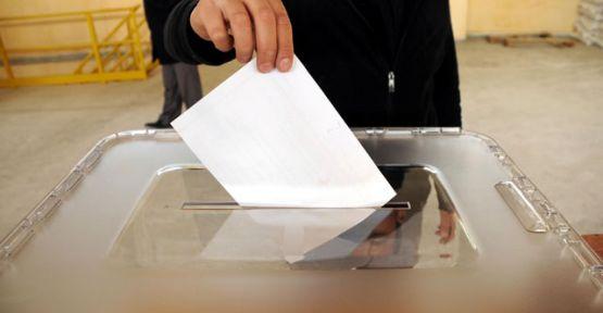 2015 Genel Seçim Anket Sonuçları - ORC Araştırma Ak Partinin Oyu Artıyor