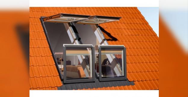 Ahşap Fakro Çatı Pencereleri