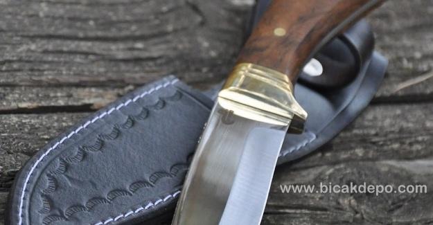 El Emeği Av Bıçaklarında Şık Tasarımlar