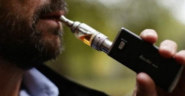 Elektronik Sigara Tüketimi