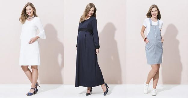 Hamile Tesettür Giyimde Son Trendler