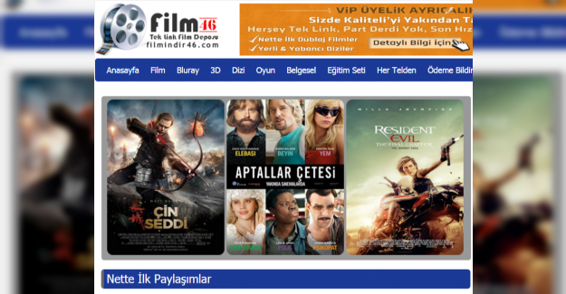Tek Part HD Film İndir