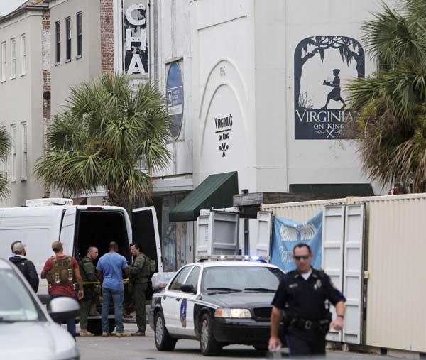 ABD'de Silahlı Saldırı İhbarı Polis Ekiplerini Hareketi Geçirdi