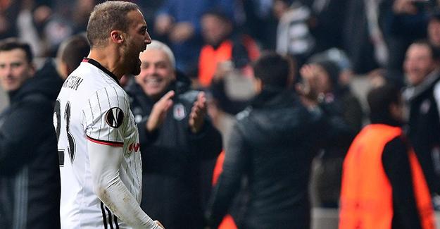 Cenk Tosun Beşiktaş'ta Yükselişini Sürdürüyor