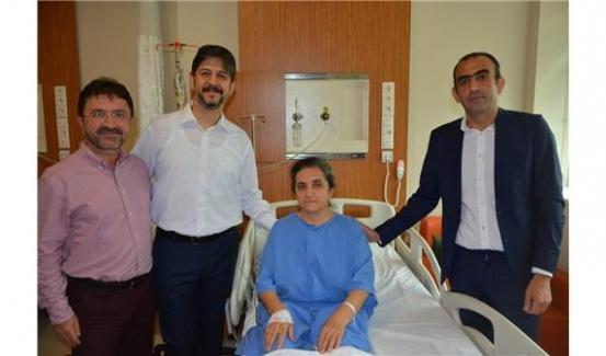 Metabolik Cerrahi Ameliyatı Başarılı Sonuçlandı