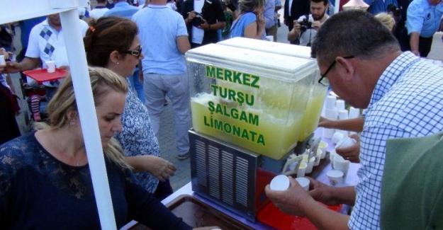 6 Ton Limonun Sıkılacağı Limonata Festivali Yarın Başlıyor