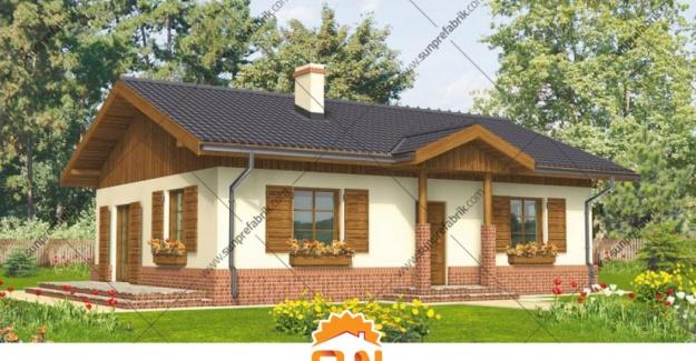 Çelik Konstrüksiyon Evlere İlgi Günden Güne Artıyor