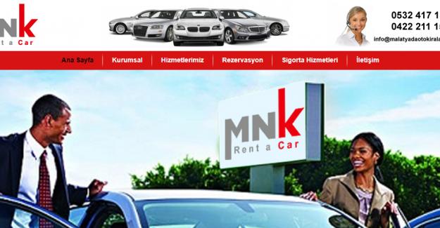 En Kaliteli Malatya Araç Kiralama Şirketleri