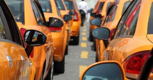 Kırşehir ve Nevşehirli Taksicilerden Yakıta Gelen Zamma Eleştiri