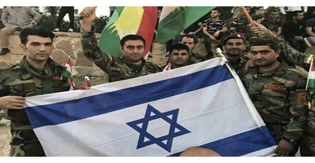 Kürdistan İçin İsrail Harekete Geçti