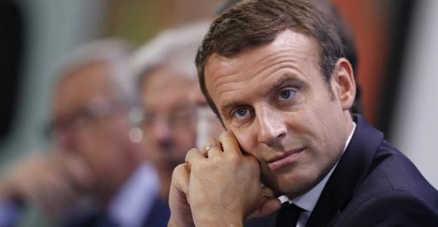 Fransa Cumhurbaşkanı'ndan Rusya ve Çin'e Çağrı