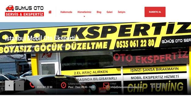 İstanbul Oto Ekspertiz – Mobil Oto Ekspertiz