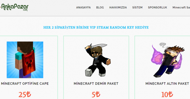 Minecraft Premium İle Oyunları Keyifle Oynayın