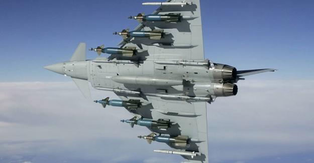 Zap'ta Düzenlenen Hava Operasyonunda 5 Terörist Öldürüldü