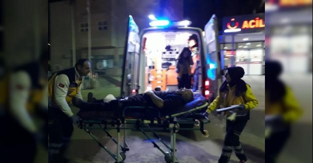 Aniden Yola Çıkan Otomobil Kazaya Davetiye Çıkardı