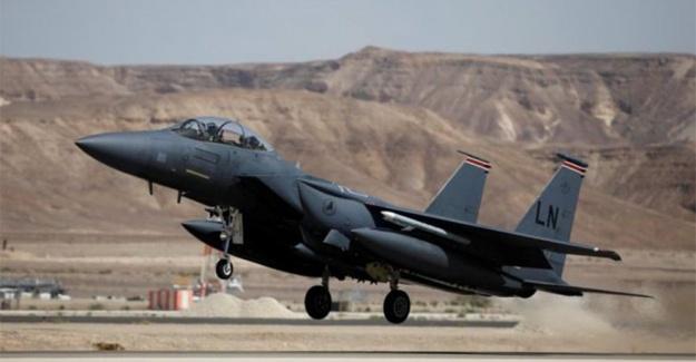 Hava Harekatında 7 Teröristin Öldürüldüğü Bildirildi