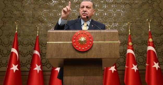 Erdoğan: Ordumuzun Elinde Çocuk Kanı Yoktur!