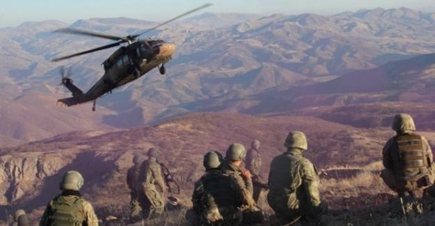 TSK ve ÖSO Alkana Köyü'nü Teröristlerden Aldı