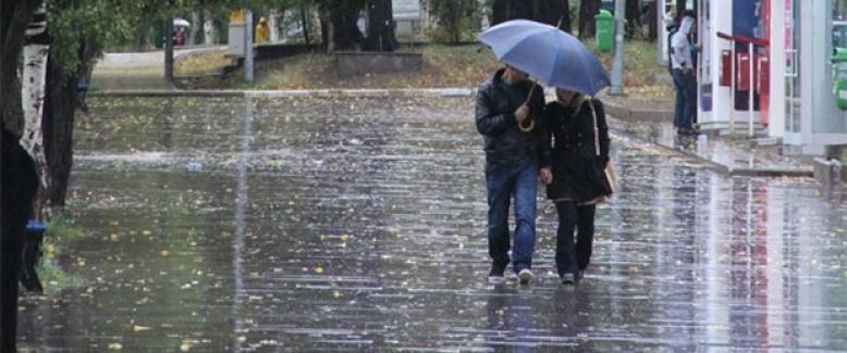 İstanbul'a Yağış! Meteoroloji Tarafından Hava Durumu Tahmini Yapıldı