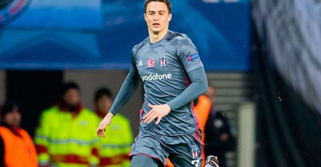 Mitrovic Transferiyle Beşiktaş'a Veda