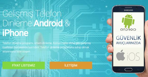 Özel Telefon İzleme Takip Programı