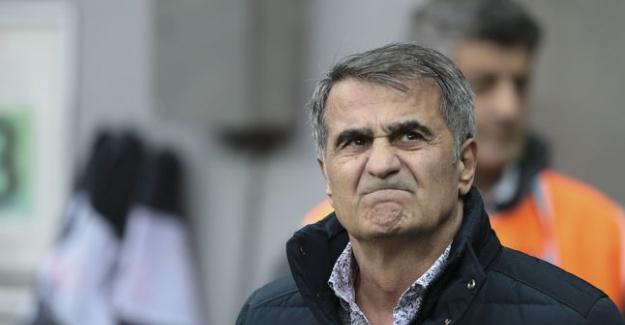 Beşiktaş'ın 3 Yıldızı Yarınki Maçta Yok! Şenol Güneş Açıkladı