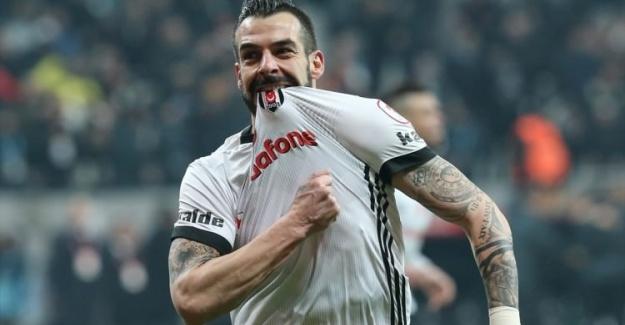 Beşiktaş'ta Karar Verildi!  Negredo Geri Dönüyor!