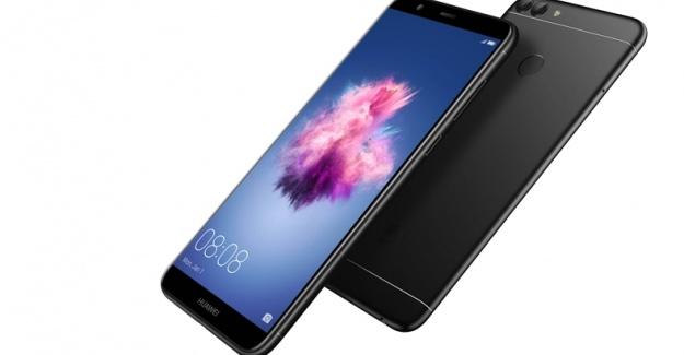 Huawei P Smart Türkiye'de Satışa Çıktı! İşte Özellikleri ve Fiyatı..