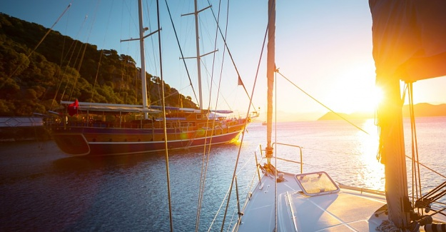 Tekne Turu ve Yelken Turizmi