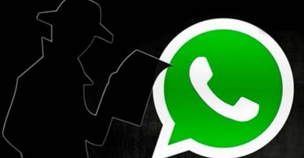 Whatsapp'da Kiminle Konuşulduğunu Gösteren Uygulama!