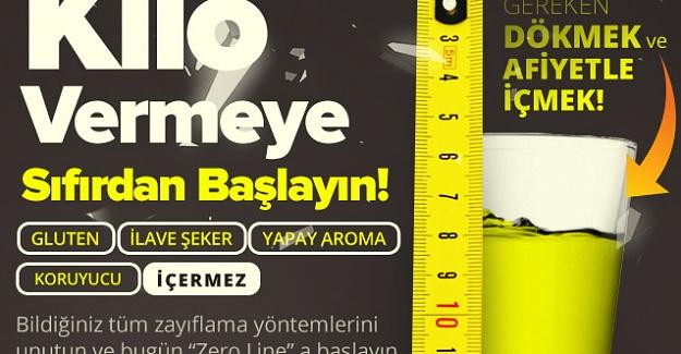 Zero Line – Zero Line Türkiye Bitkisel Zayıflama Tozu