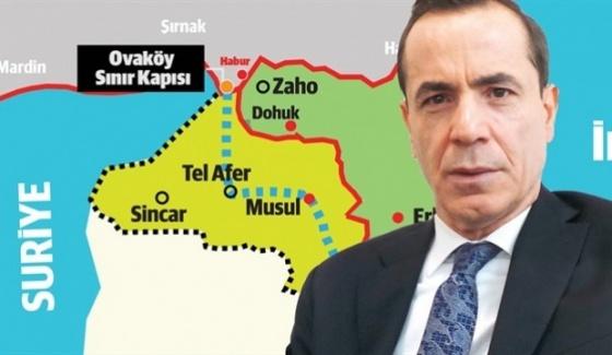 ABD Terör Örgütüne Buradan Yardım Yapıyor! İşte PKK'nın Yardım Kapısı